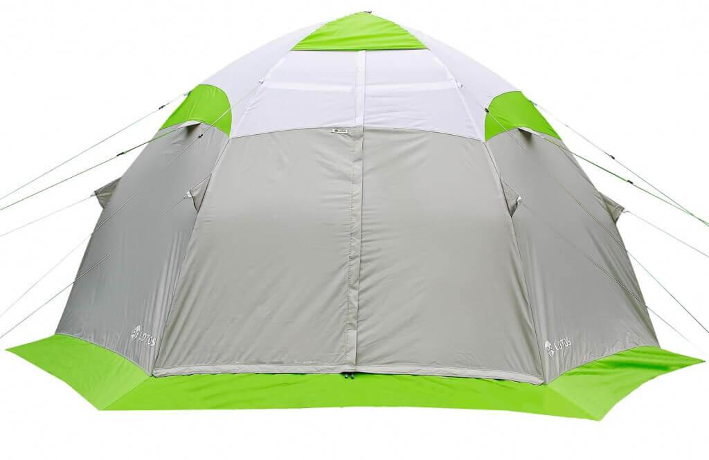 Палатки 4 местные и более