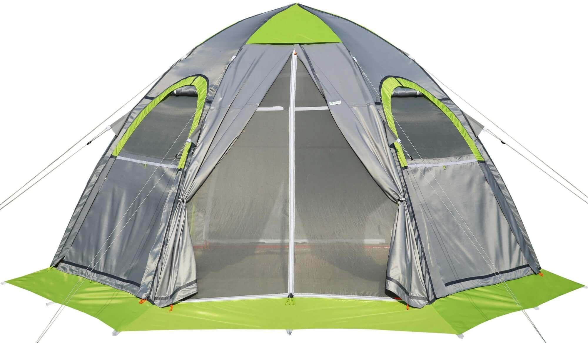 Зонточные палатки, шатры