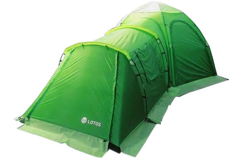 Модульные и универсальные палатки