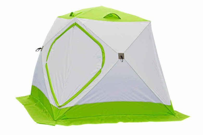 Палатки кубы
