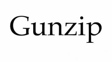 Gunzip