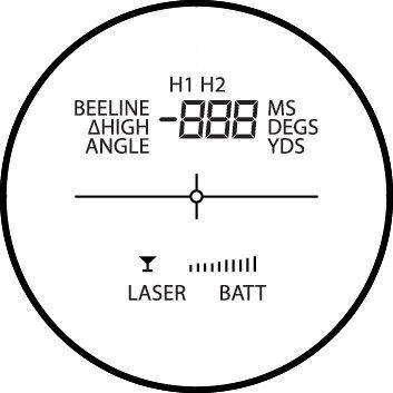 Дальномер Hawke LRF 600 0