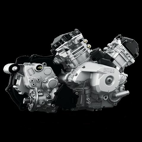 Квадроцикл BRP Can-Am OUTLANDER MAX XT 1000 серый металик 0