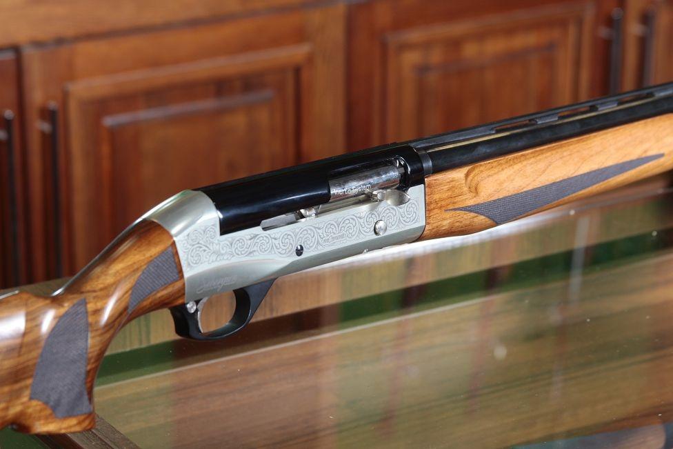 Ружье Sibergun Momento, кал. 12/76, деревянный, серый, дл.ствола 71 0