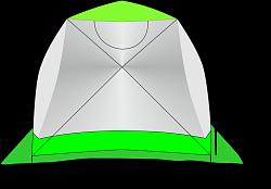 Палатка ЛОТОС Куб Профессионал М (каркас М2) 0