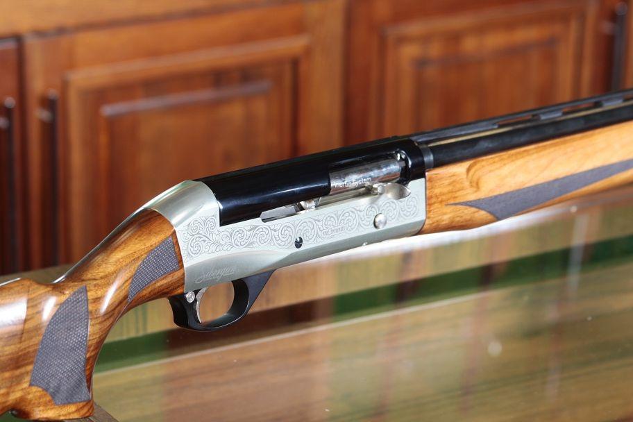 Ружье Sibergun Momento, кал. 12/76, деревянный, серый, дл.ствола 76 0