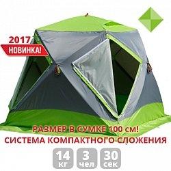 Палатка ЛОТОС Куб М2 Термо 0