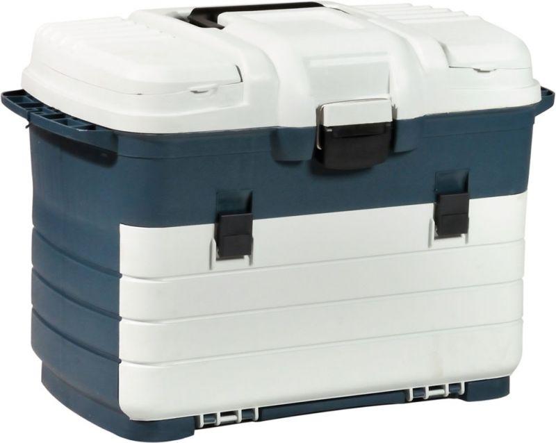 Ящик для снастей Trabucco Tackle Box System (112-10-000) 0