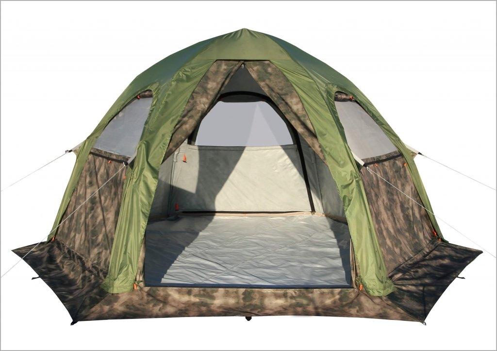 Палатка ЛОТОС 5 Универсал Хаки 0