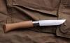 Нож OPINEL №5, нержавеющая сталь, рукоять из бука 5