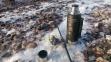 Термос бытовой, вакуумный для напитков тм Арктика 2200мл черный 4