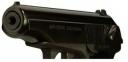 МР-654К-20 пистолет газобаллонный с обновленной рукоядкой (черный) 3