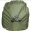 Накидка на рюкзак 30-50 литров р-р S /Олива/ 0