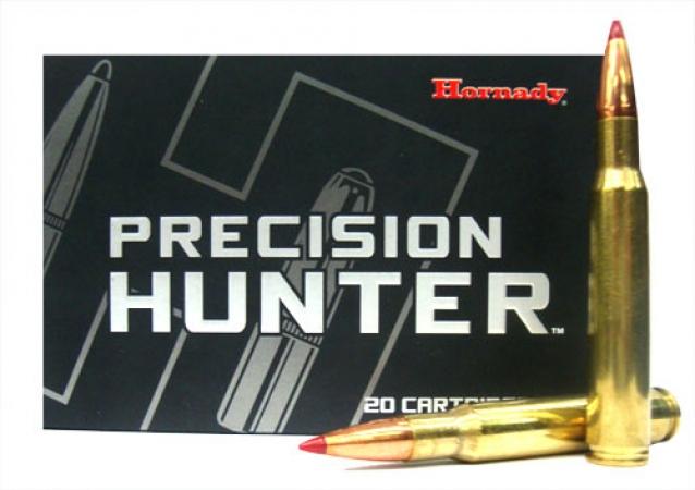 Hornady Precision Hunter кал .30-06 куля ELD-X (178 гр)