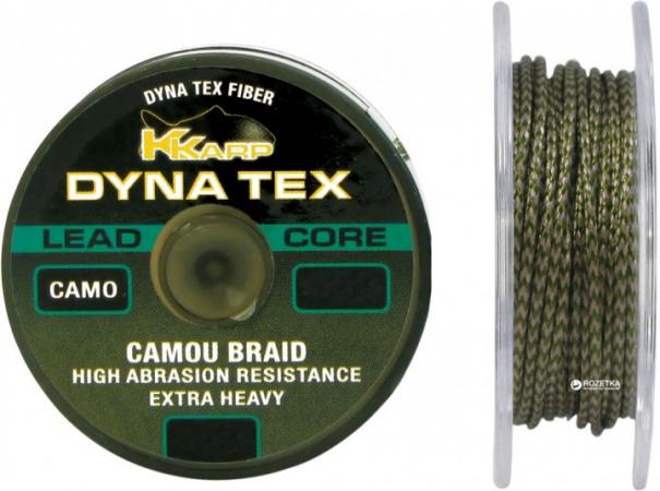 Шнут капроновый для рыбной ловли (леска) K-Karp DT Lead Core 5м 10/45
