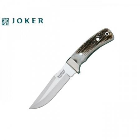 Нож из нержавеющей стали c кожаной оболочкой GAMO (CC45)