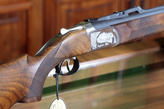 Ружье комбинированное Verney-Carron Mixte, кал. 12/76, 9,3x74R
