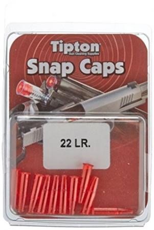 Проверочный (фальш) патрон Tipton Snap Caps, кал. 22 LR