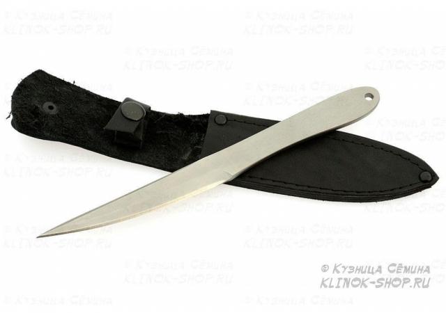Метательный нож из нержавеющей стали 65х13 «Игла»