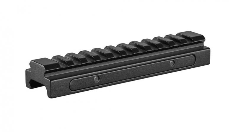Кронштейн (кольцо) Hawke для оптического прицела на охотничье ружье 0.5'' RISE X 5'' LONG