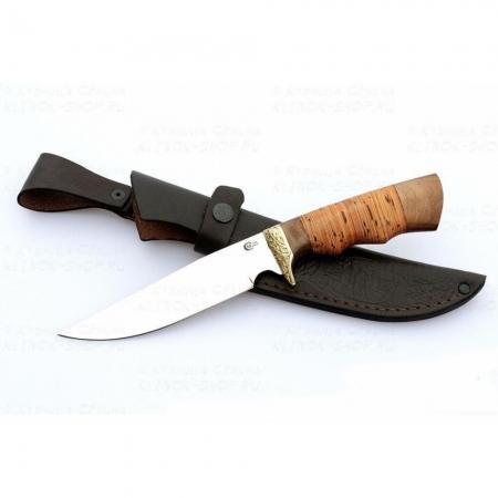 Нож Легионер ст 65х13 береста литье,
