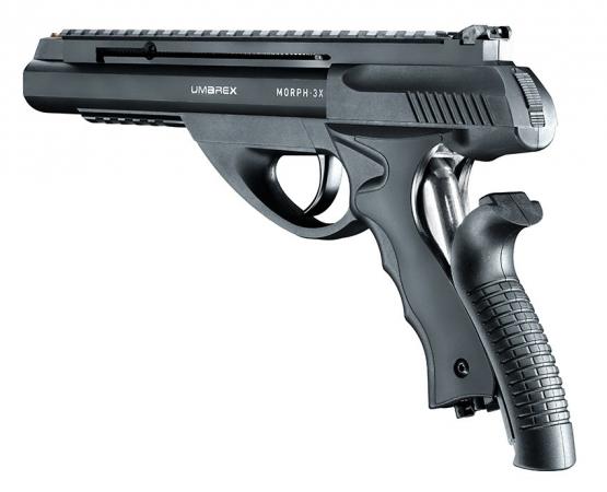 Пневматический пистолет Umarex UX MORPH PISTOL, кал. 4.5 мм