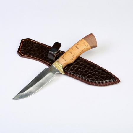 Нож Следопыт ст 65*13 береста/литье