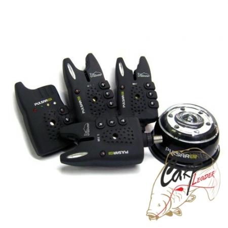 Набор электронных сигнализаторов K-Karp Pulsar XT Bite Alarm 3+1
