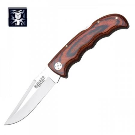 Складной нож из нержавеющей стали (NR18)