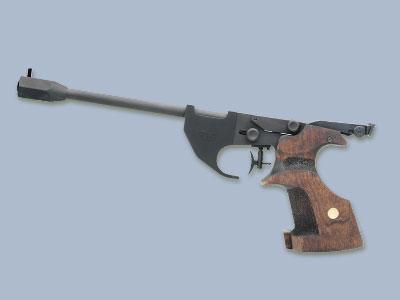 Пистолет Alfa Air 4.5mm 466901