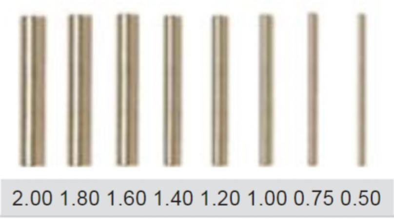 трубки обжимные металлические