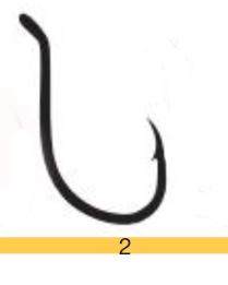 SHINKEN HOOKS *CUT SSW-OC*BN*#2 (201-80-020)