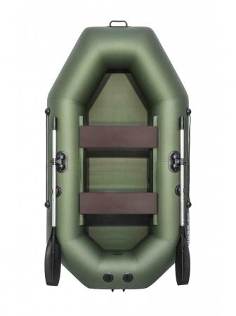 Лодка Аква мастер 240 зеленый