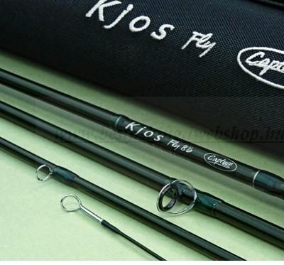 Спининг Trabucco Kjos Fly Rod 121-70-260