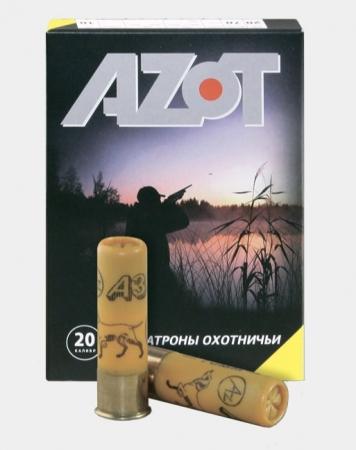 Патрон 20/70 охотничий дробовой 24гр (3)