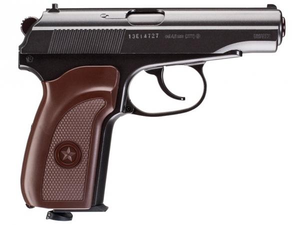 Пневматический пистолет кал. 4.5 мм Borner PM 49