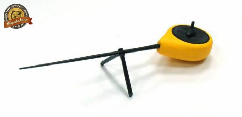 Удочка зимняя балалайка