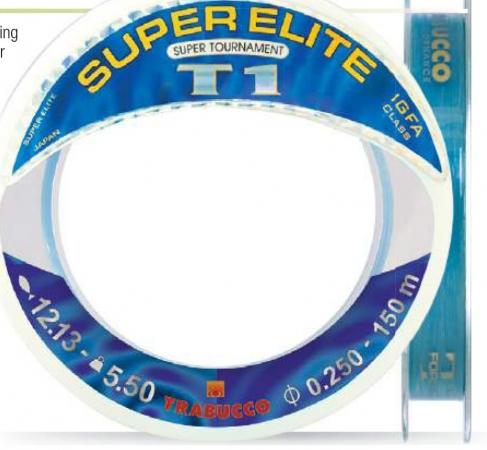Леска Super Elite