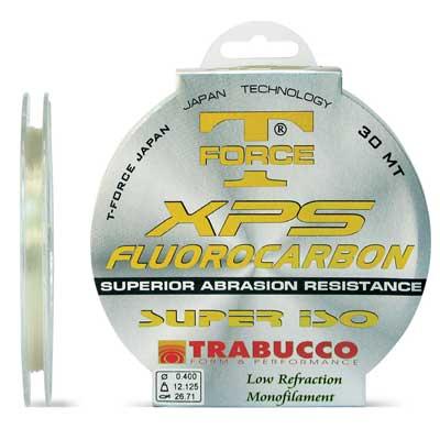 Леска T-FORCE FLUOCARBON SUPER ISO Trabucco (053-63-400)