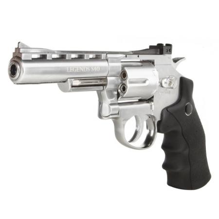 Пневматический револьвер Umarex LEGENDS S40, кал. 4.5 мм