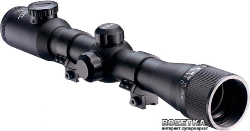 Оптический прицел Walther 4x32 с высоким креплением
