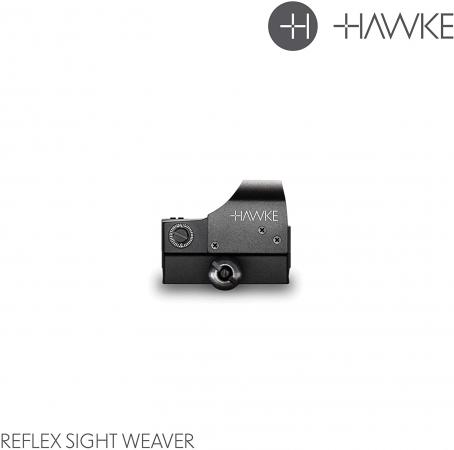 Оптический прицел Reflex (red not digital control large)