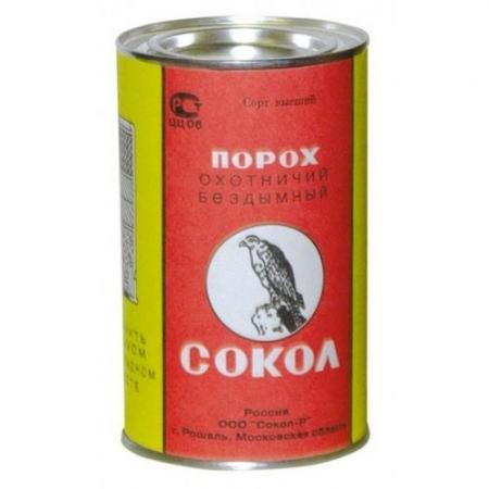 Порох Сокол 250 гр