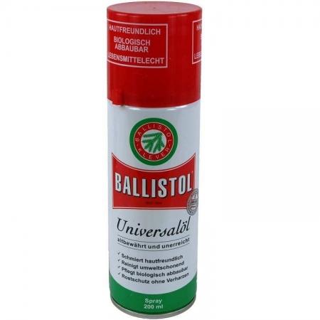 Масло оружейное Balistol спрей 200мл
