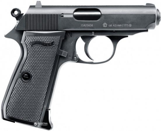 Walther PPK/S пневматический пистолет