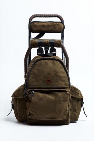 Рюкзак - стул Woodline. объем 35 л.