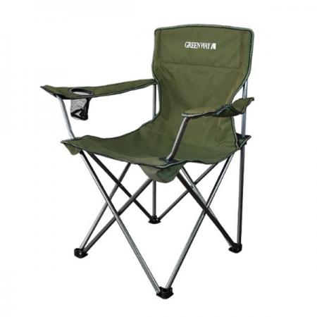 Раскладное кресло с подлокотниками 6107см