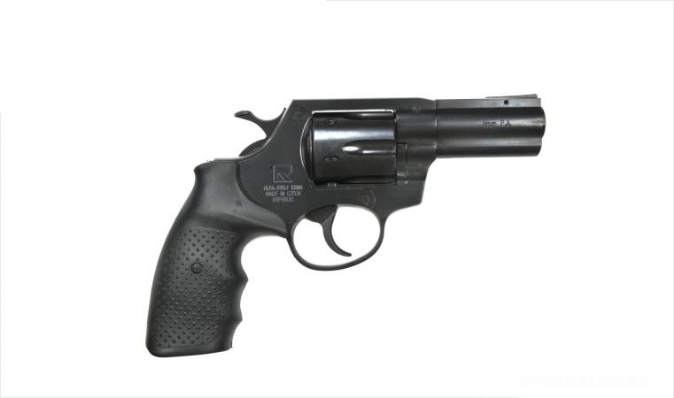 Револьвер газо-травматический ALFA STEEL 9130, кал. 9mm P.A.