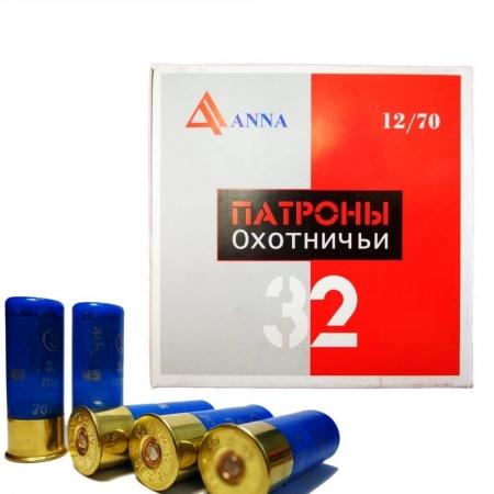 Патроны АННА 12 калибр/34гр (дробь 5)