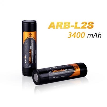 АККУМУЛЯТОР 18650 FENIX ARB-L2S (3400MAH)